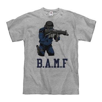 B.A.M.F Tee