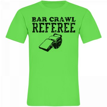 Bar Crawl Referee