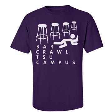Bar Stool Bar Crawl