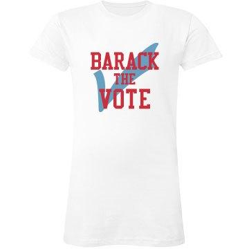 Barack the Vote Tee