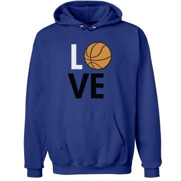 Basketball Mom Love