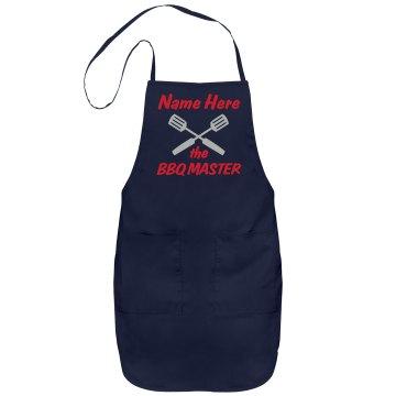 BBQ Master Husband
