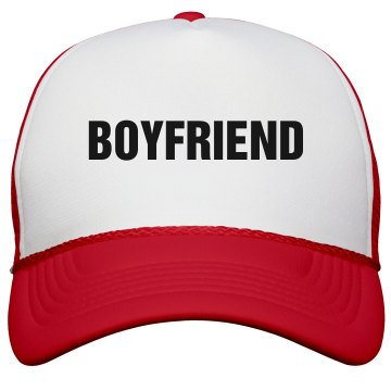 Boyfriend Trucker Hat KC Caps Poly-Foam Snapback Trucker Hat