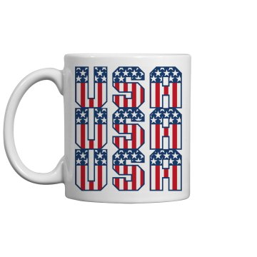 Champs Flag 11oz Ceramic Coffee Mug