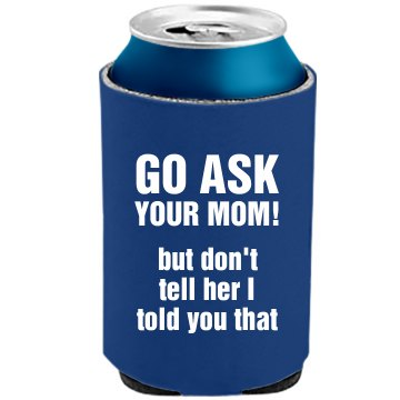 A Dad&#x27;s Redirect The Official KOOZIE Can Kooler