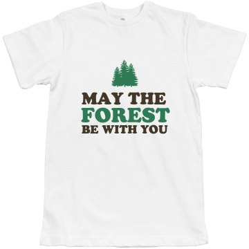 The Forest Misses Relaxed Anvil Organic Tee
