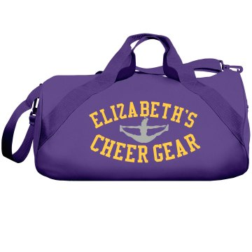 Cheer Gear Champion Mesh Gear Bag