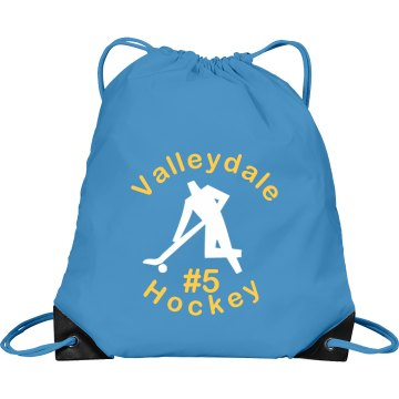 Valleydale Hockey Champion Mesh Gear Bag