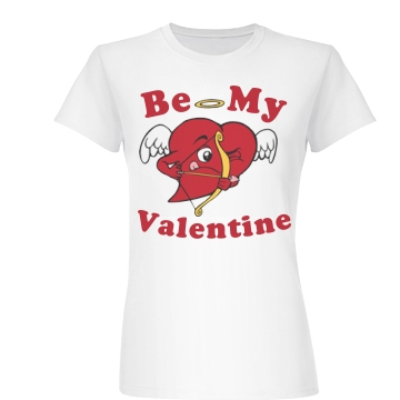 Be My Valentine Junior