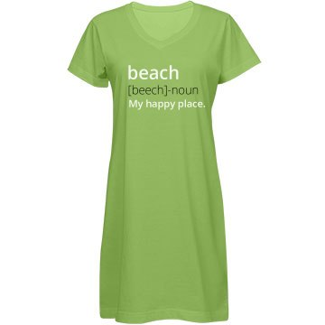 Beach Definition