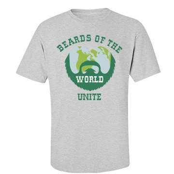 Beards Of The World Tee