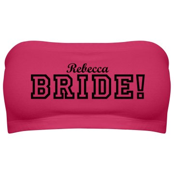 Becky the Beach Bride