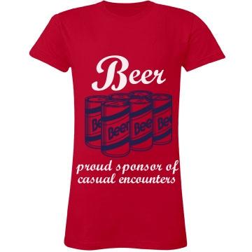 Beer Proud Sponsor