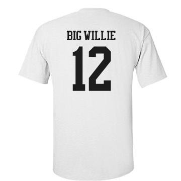 Big Willie Couple Tees