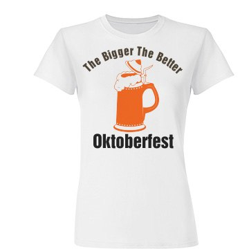 Bigger Better Oktoberfest
