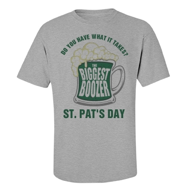 Biggest Boozer St Pats