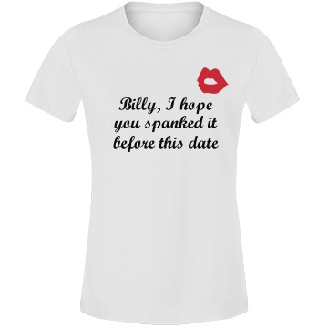 Billy... Misses Relaxed Fit Anvil Lightweight Fashion Tee