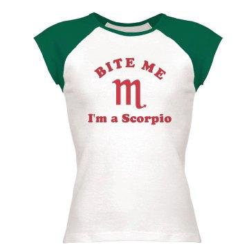 Bite Me Scorpio