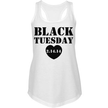 Black Valentine's Tuesday
