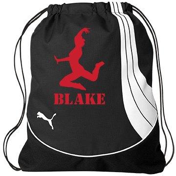 Blake Loves to Dance