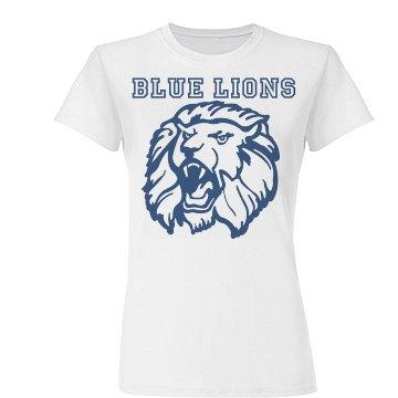 Blue Lions #1 Fan