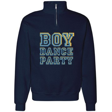 Boy Dance Party