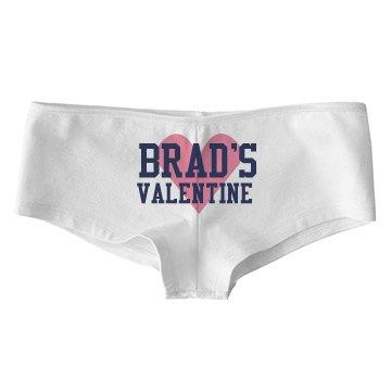 Brad's Valentine