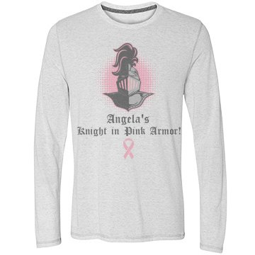 Breast Cancer Pink Armor
