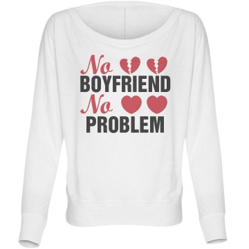 Broken Hearts Boyfriend Bella Flowy Lightweight Long Sleeve Dolman Tee
