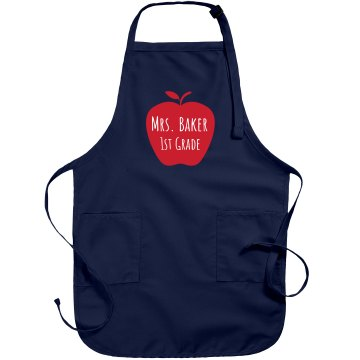Mrs. B's Apron Port Authority Adjustable Full Length Apron