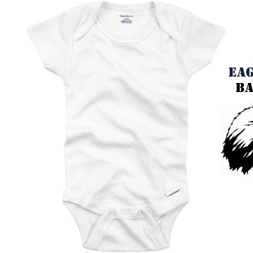 Eagles Baby Infant Gerber Onesies