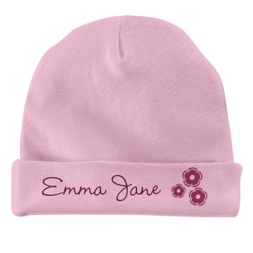 Emma's Baby Beanie Infant American Apparel Baby Hat