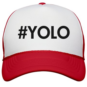 YOLO Hat KC Caps Poly-Foam Snapback Trucker Hat