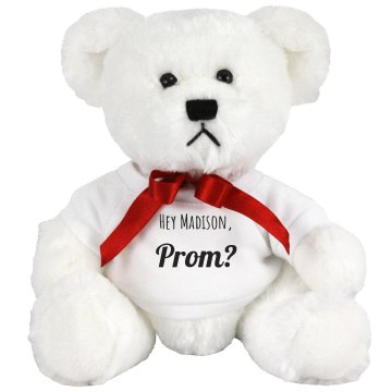 Snazzy Prom Date Medium Plush Teddy Bear
