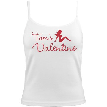 Tom's Valentine Bella Junior Fit Camisole