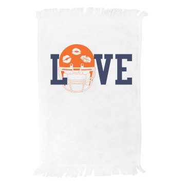 Spirit Towel Fringed Spirit Towel
