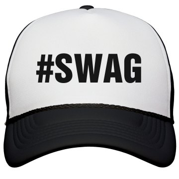 Swag Hat KC Caps Poly-Foam Snapback Trucker Hat