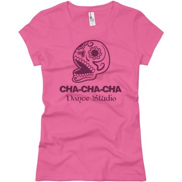 Cha Cha Cha Studio Junior Fit Basic Bella Favorite Tee