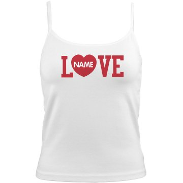 Love Cami Bella Junior Fit Bra Cami
