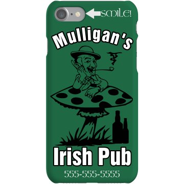 Bar Business iPhone Plastic iPhone 5 Case Black