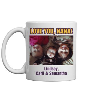 Grandma's Mug 11oz Ceramic Coffee Mug