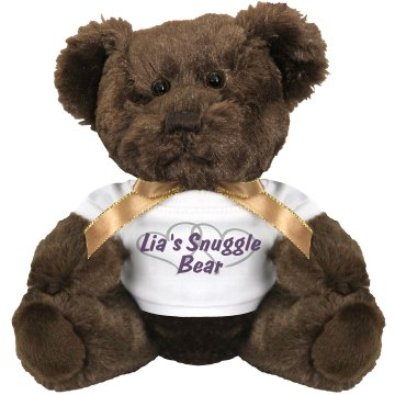 Snuggle Bear Medium Plush Teddy Bear