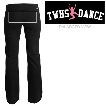 Dance Yoga Pants Junior Fit Soffe Yoga Pants