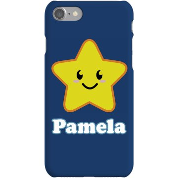 Pamela's Star iPhone Plastic iPhone 5 Case Black