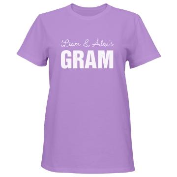 Call Me Gram Tee