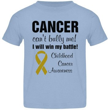 Cancer Can't Bully Me