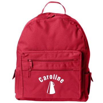 Caroline Cheer Pack Liberty Bags Backpack Bag