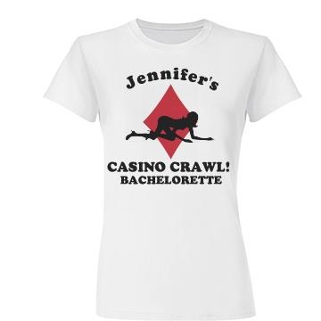 Casino Crawl Bachelorette Ju