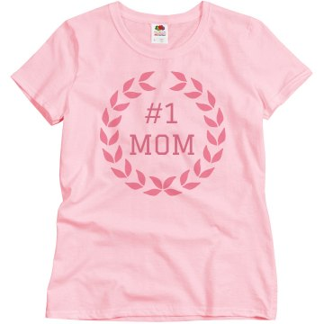 Mother&#x27;s Day T-Shirt Misses Relaxed Fit Gildan Ultra Cotton Tee