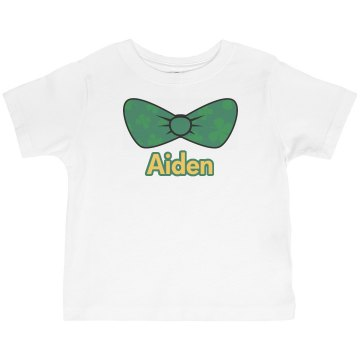 Aiden Tee Toddler Gildan Ultra Cotton Crew Neck Tee